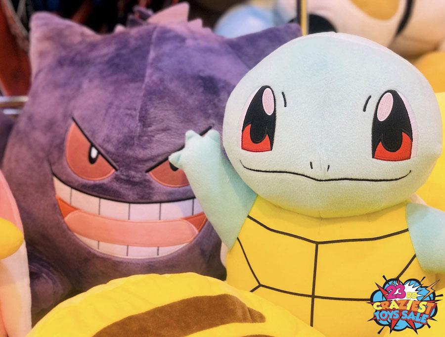 Takashimaya Atrium Toy Sale Has Up To 80% Off Disney, Sanrio