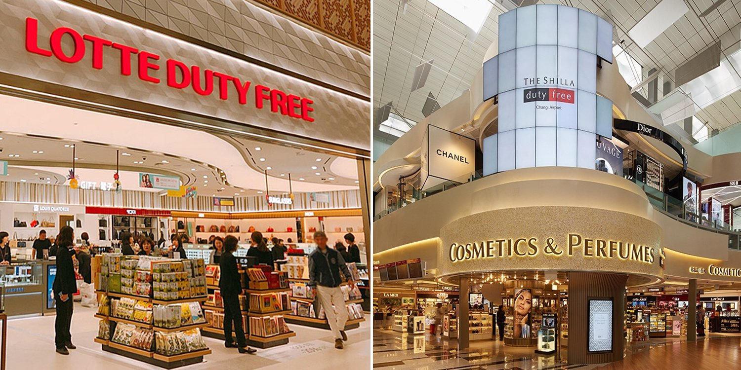 Korean Giants Lotte Or Shilla Duty Free May Take The Place