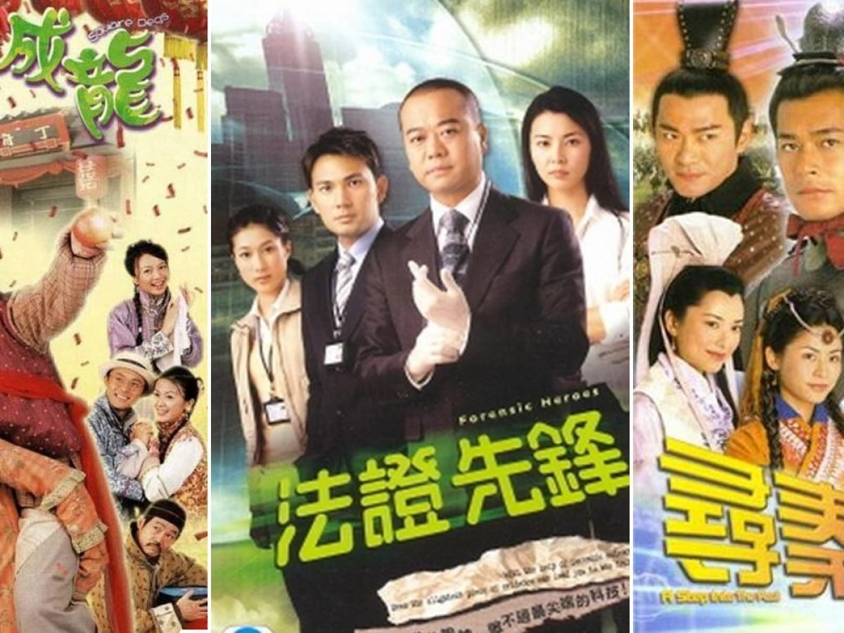 where to watch tvb drama for free