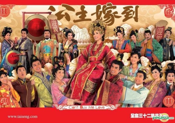 These 21 Hong Kong TVB Dramas Are Now On YouTube, Entire