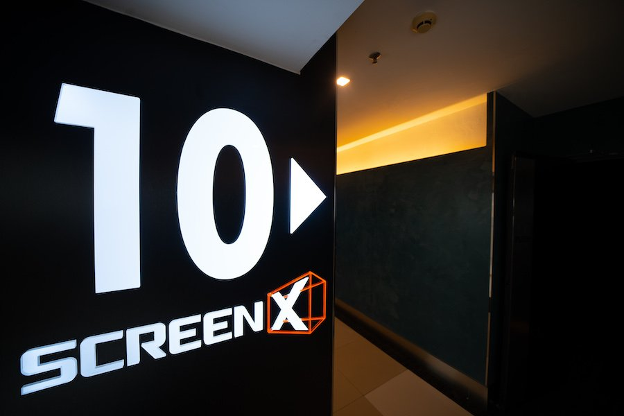 Paradigm Mall's Cinema In Johor Bahru Has 4D Snow & Rain