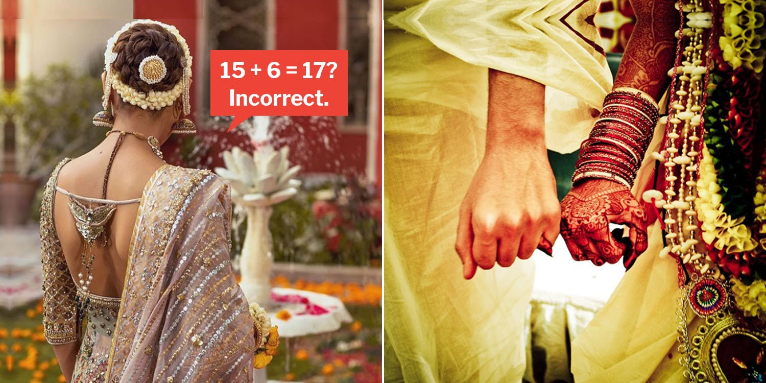 Bride Rejects Groom For Being Bad At Math, Arranged Marriage