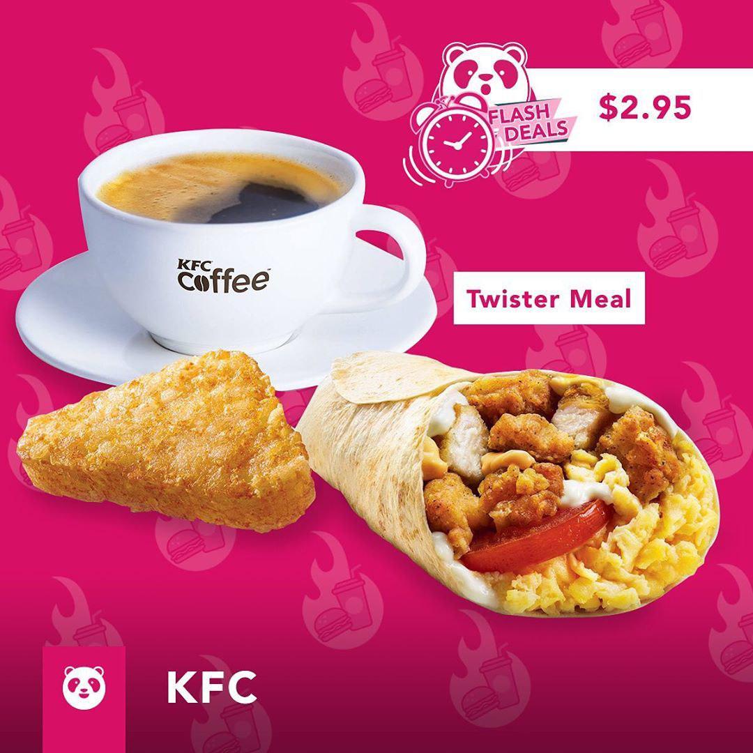foodpanda KFC discount