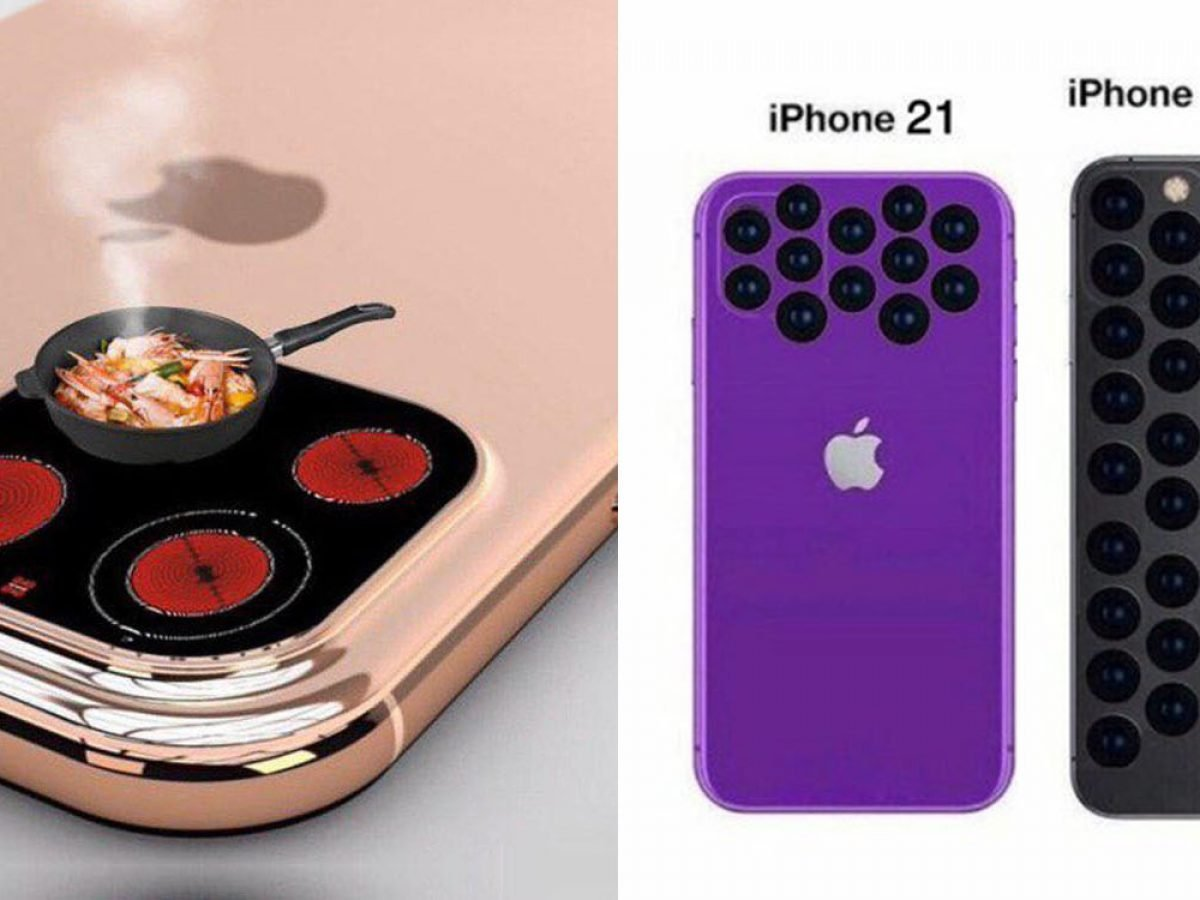 Iphone 11 S Triple Cameras Look Like Pikachu S Stunned Face Tom Yum On Stove In Hilarious Memes