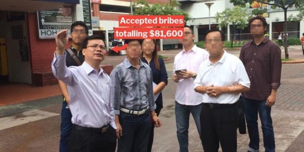 Singapore's Most Shocking Scandals: Ang Mo Kio Town Council's Wong Chee Meng