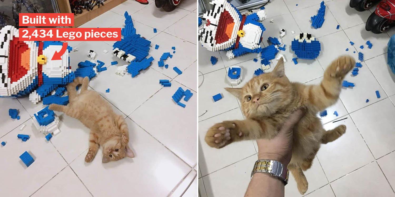 Thai-Cat-Breaks-2434-Piece-Doraemon-Figu