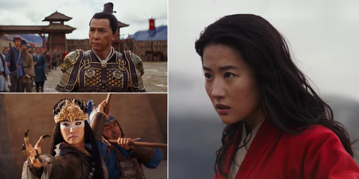 The Mulan Trailer Starring Donnie Yen Gong Li Jet Li Finally Brings Honour To Us All In Asia