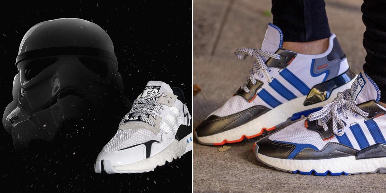 Adidas Releases Star Wars-Themed Kicks