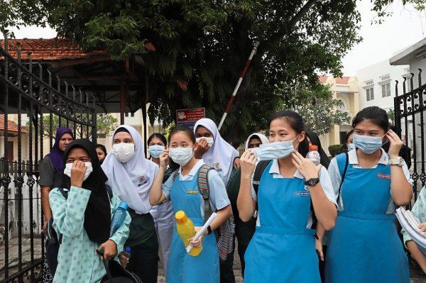 Malaysian Flu Outbreak