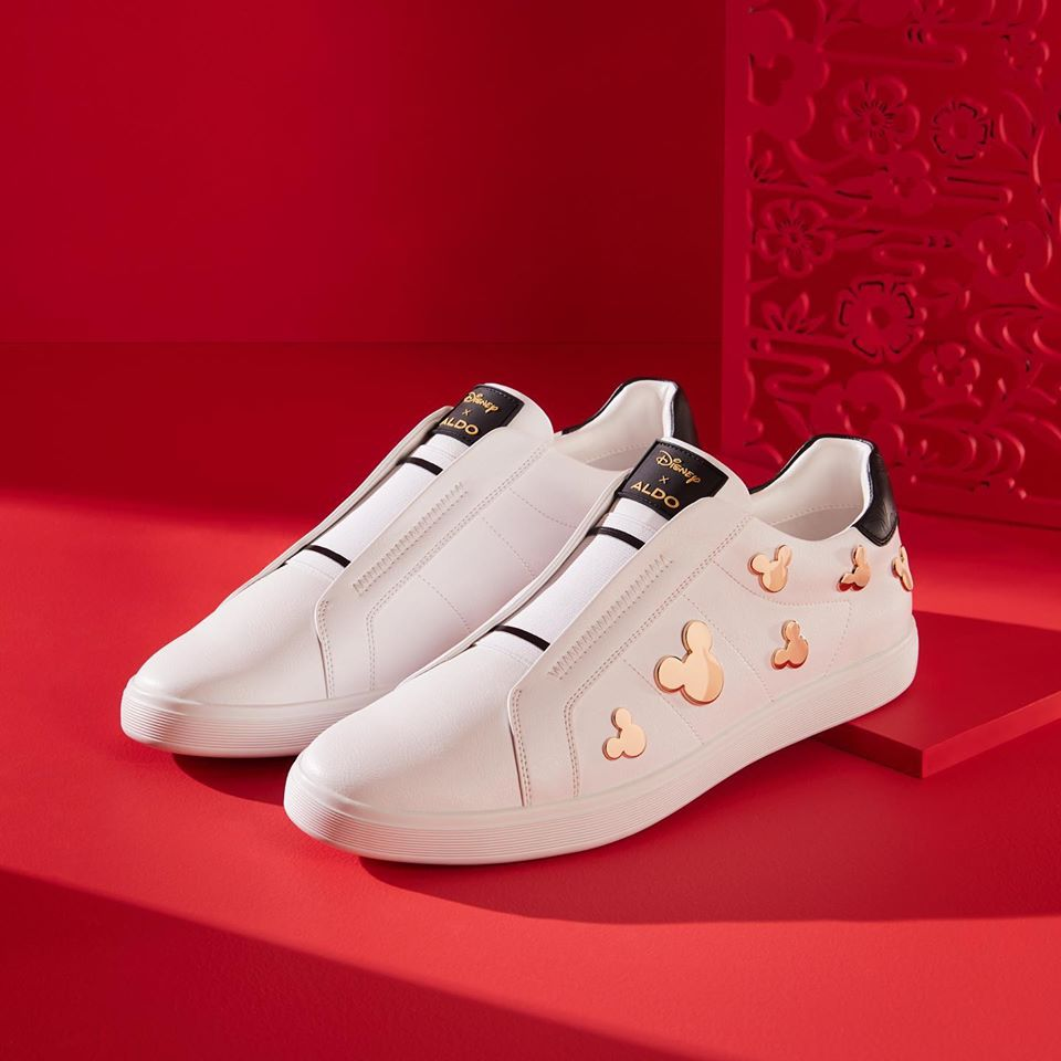 ALDO Releases CNY Mickey Mouse-Themed