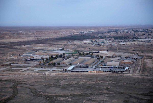 Iraq Air Base Attacked By Iran