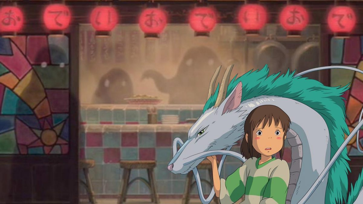 Ghibli Theme Park Has Spirited Away S Ghostly Food Stalls Princess Mononoke S Irontown Opens 2022