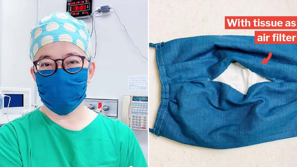 face masks medical germ protection 3 layer surgical