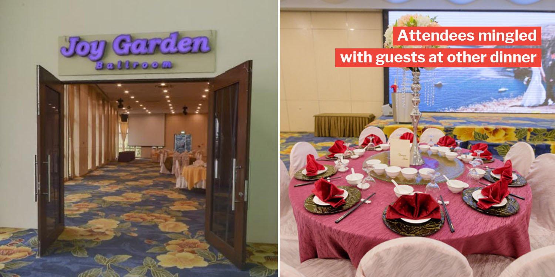 Safra Jurong Dinner Organiser Blames Herself For Covid 19 Cluster