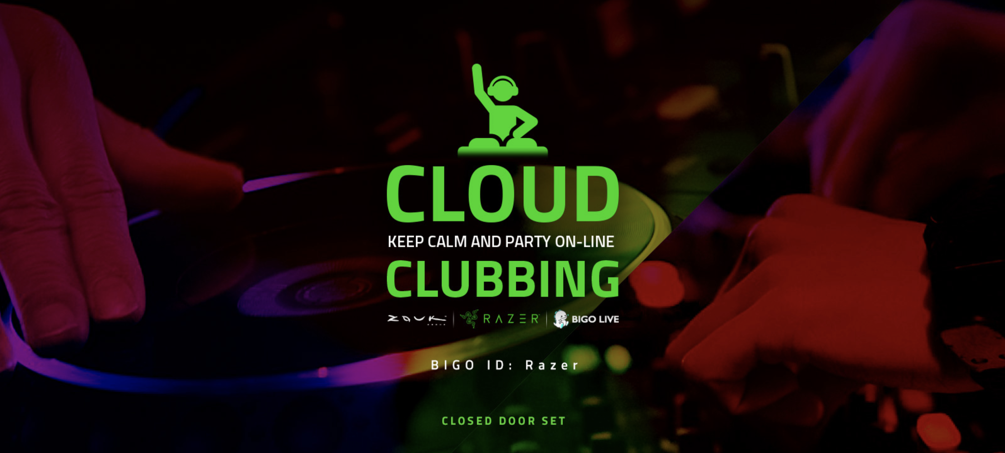 Razer Cloud Clubbing