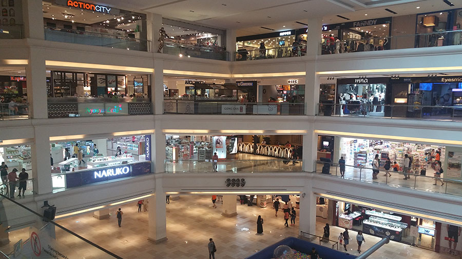 Jb Malls Look Like Ghost Towns On 18 Mar After M Sia Lockdown No Traces Of Shopping Crowds