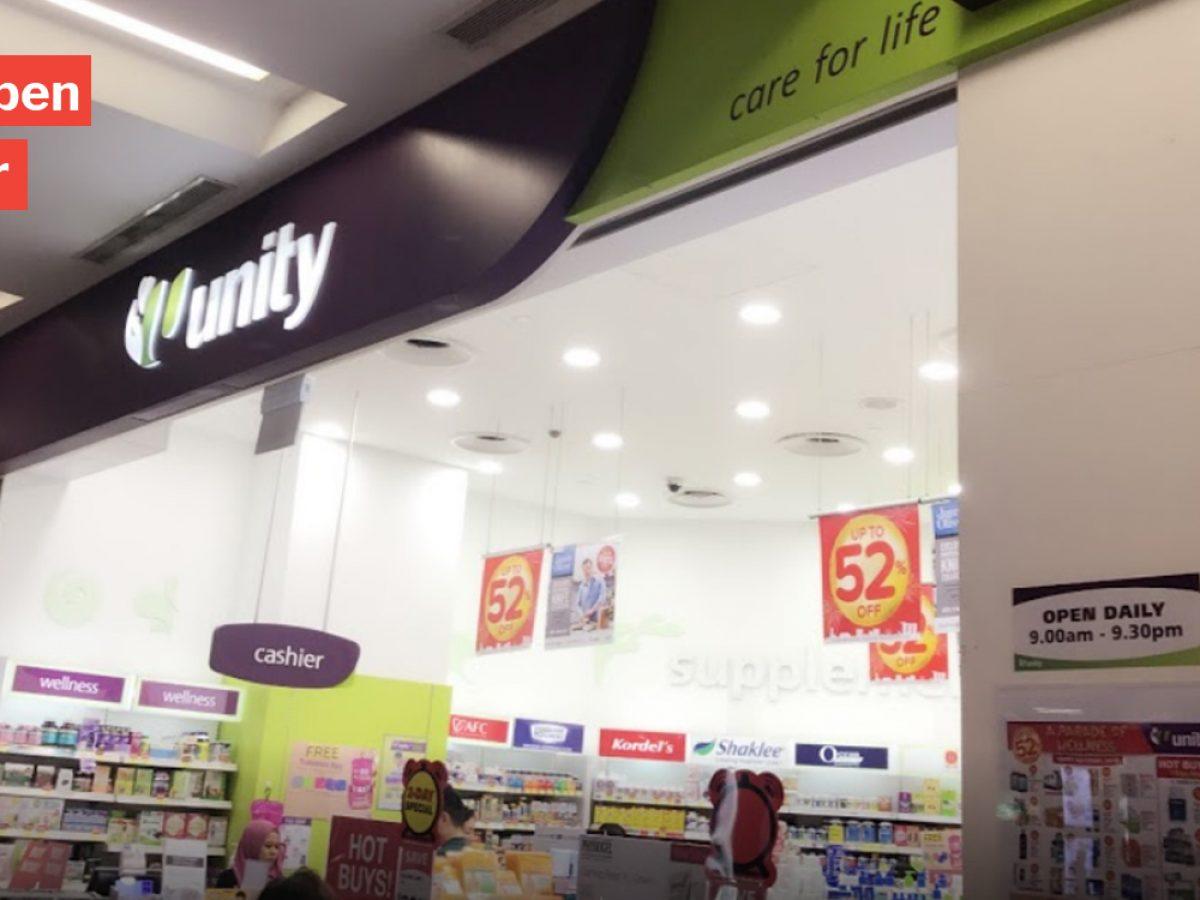 Nex Unity Pharmacy Staff Tests Positive For Covid 19 Premises