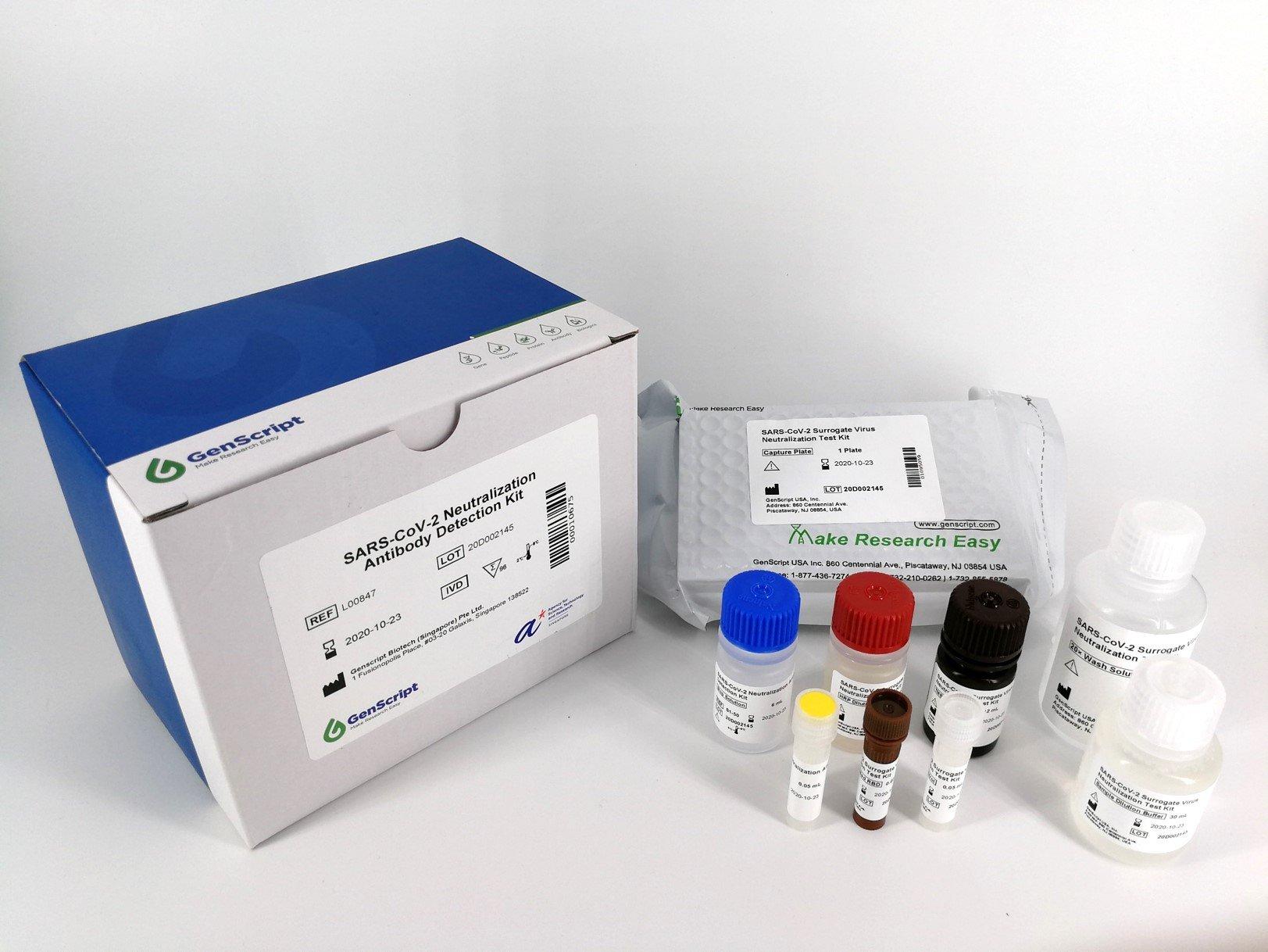 Duke-NUS Covid Test Kit