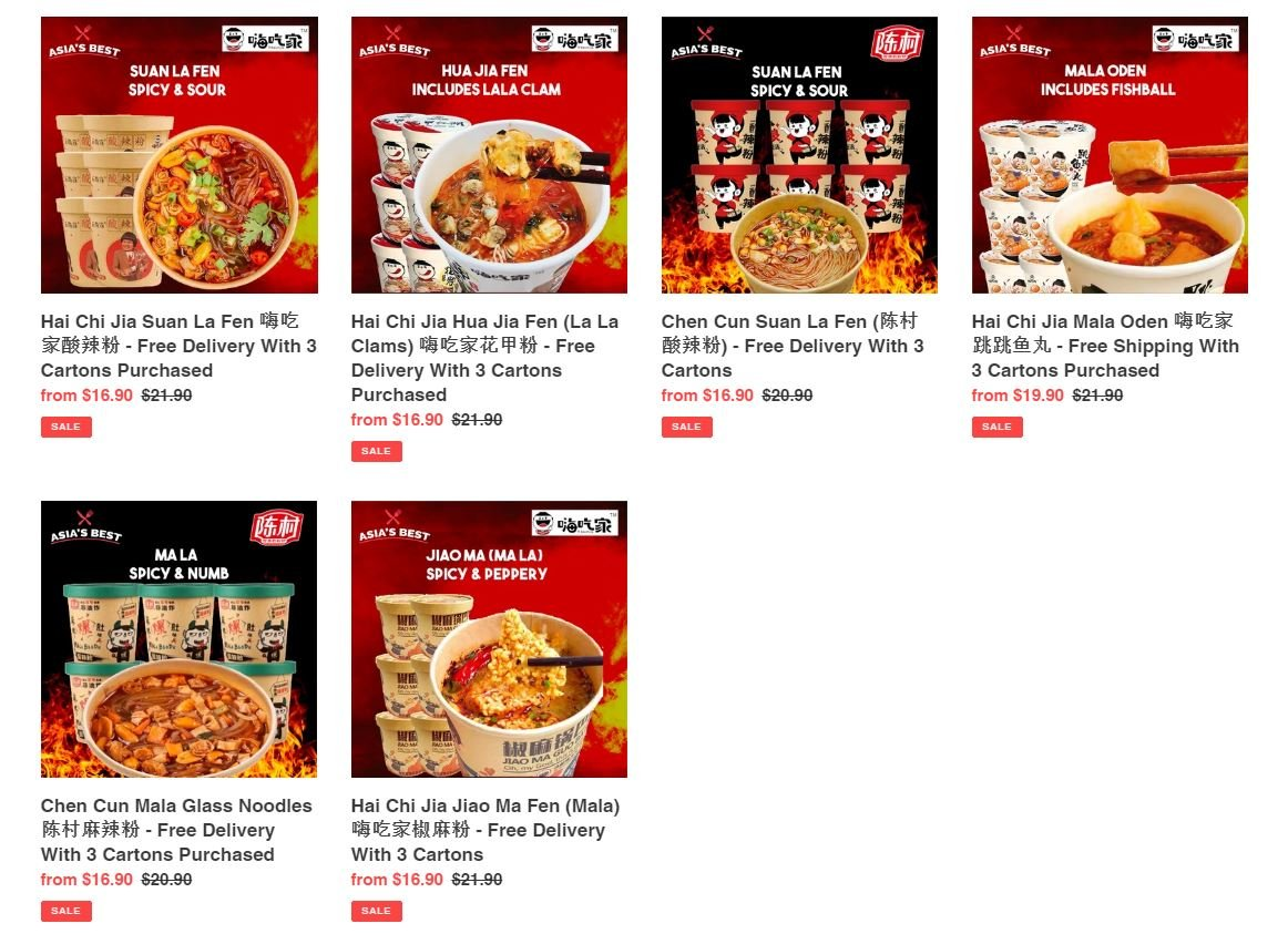 Viral Hai Chi Jia Noodles Has Free Next Day Delivery Saves Your Dabao Woes During Rainy Weather