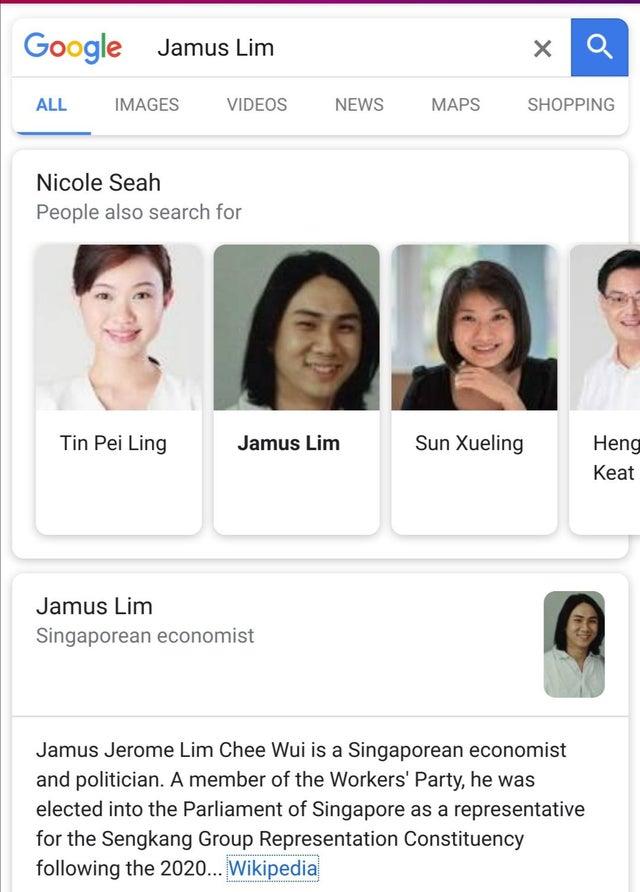 Jamus Lim Reddit