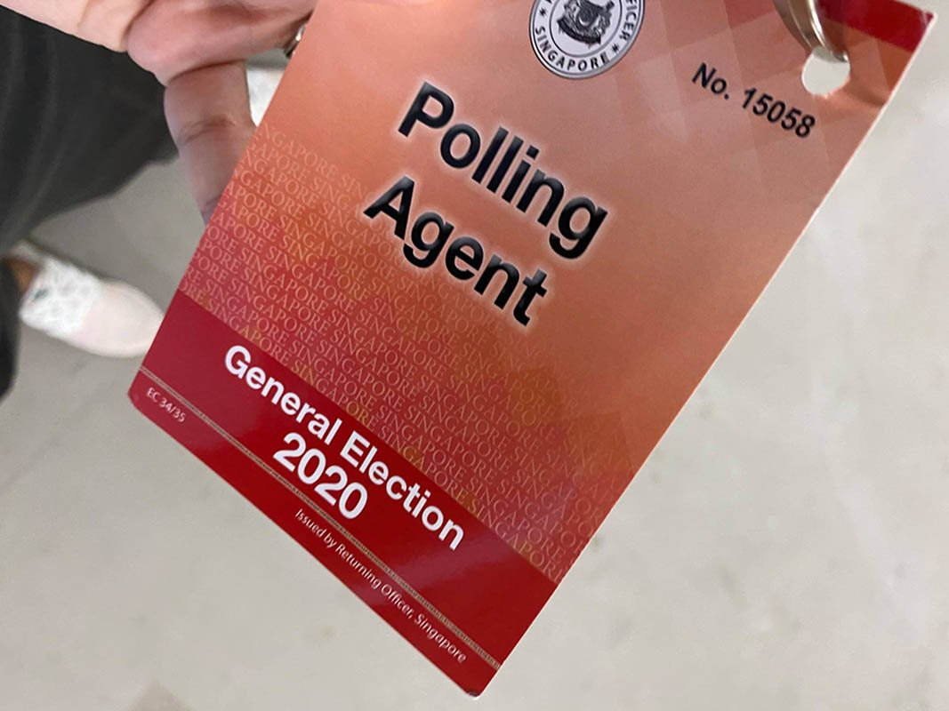 Polling Agent ID