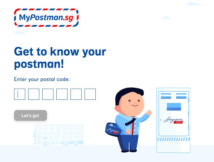 post man