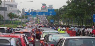 Causeway jam