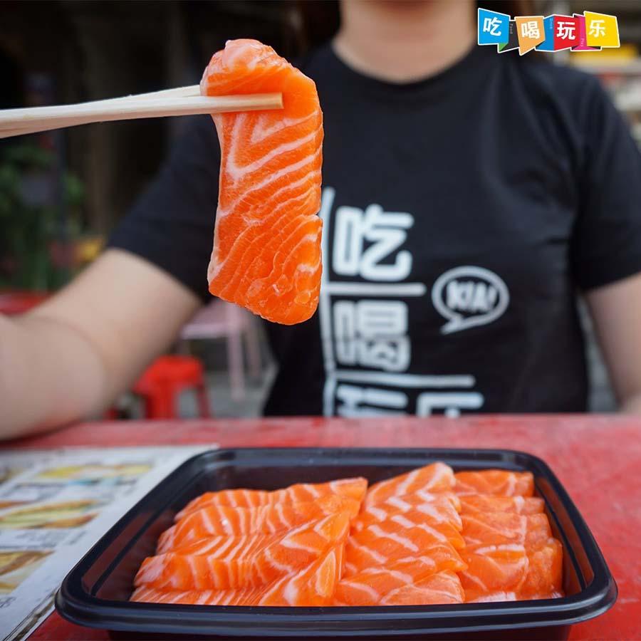 salmon sashimi 3