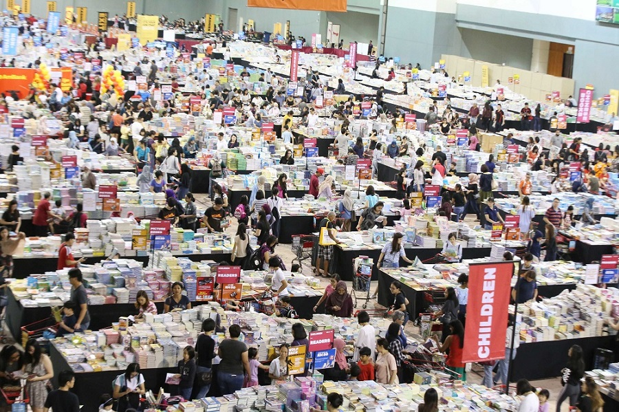 Big Bad Wolf Books Sale In S Pore Postponed To 15 Oct Up To 90 Off All Titles