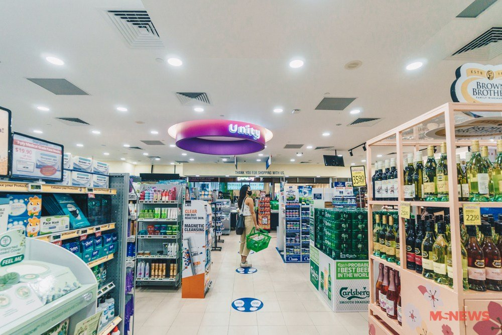 fairprice downtown east
