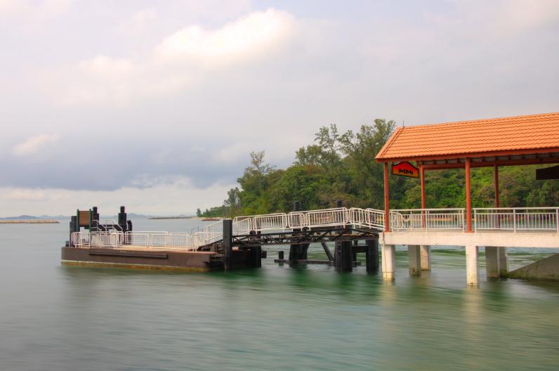 Kusu Island Jetty