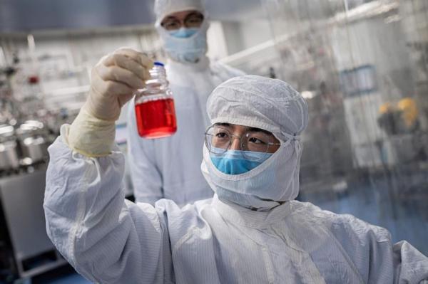 Covid 19 vaccine testing