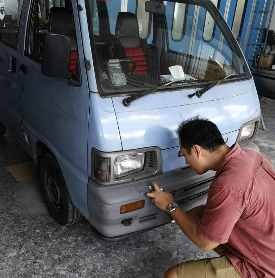 Daihatsu's restoration