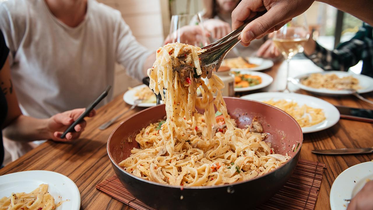 mum's spaghetti