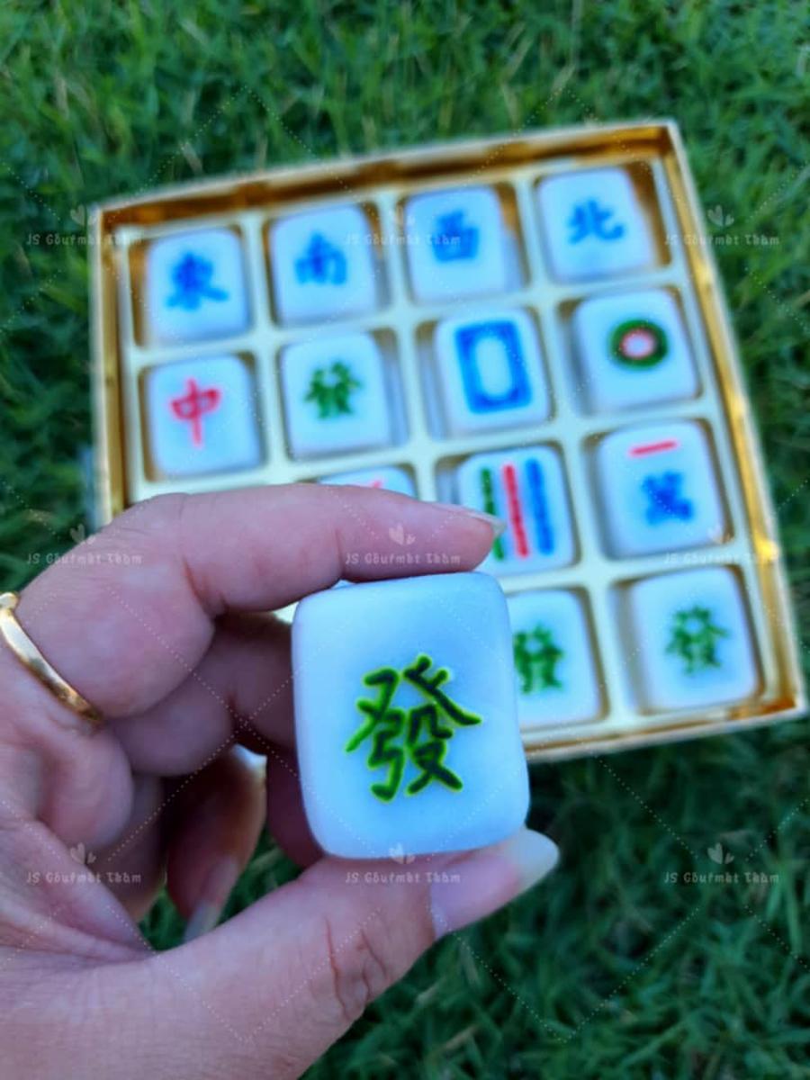 mahjong mooncake 2