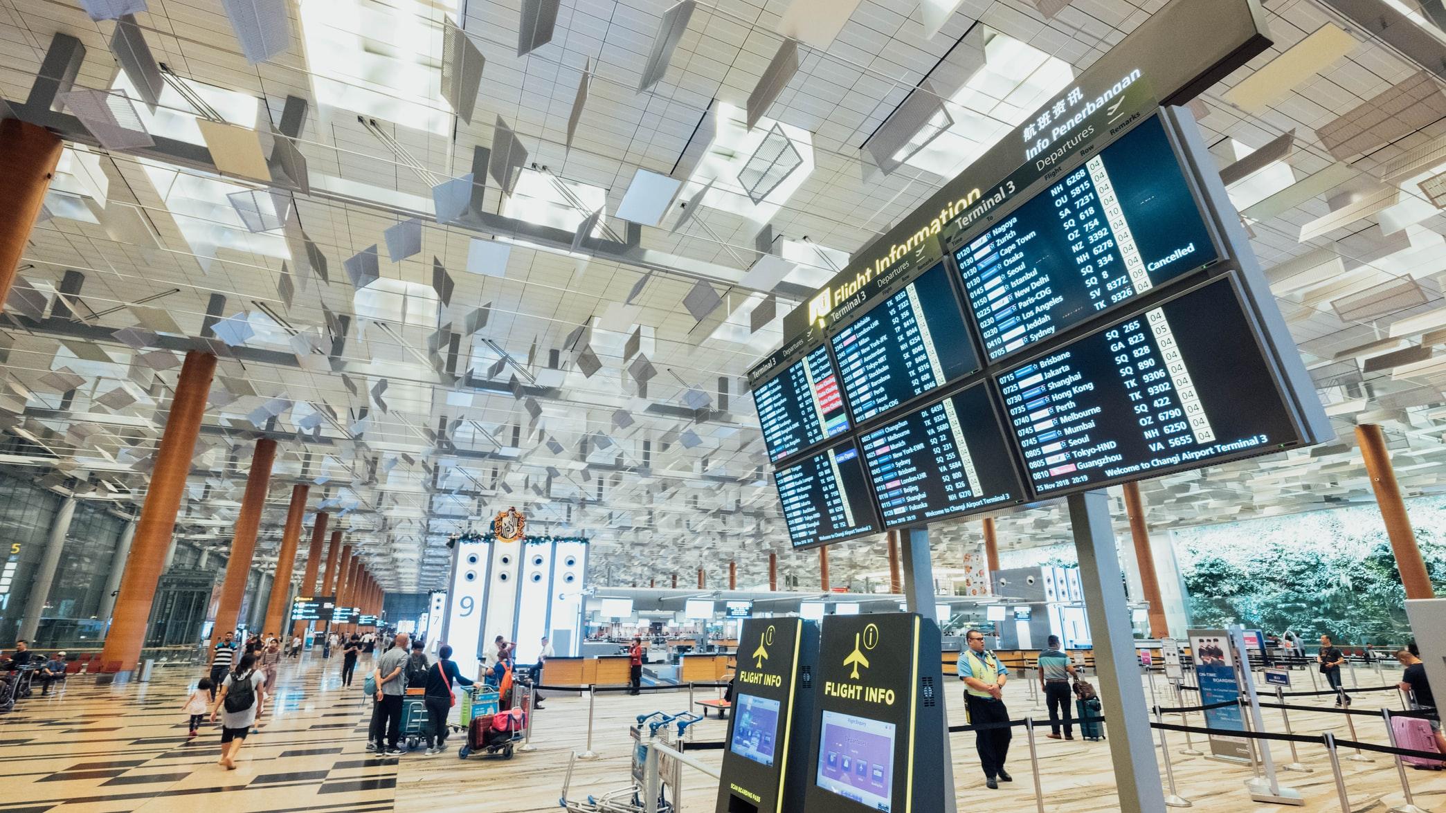 Singaporean denied entry