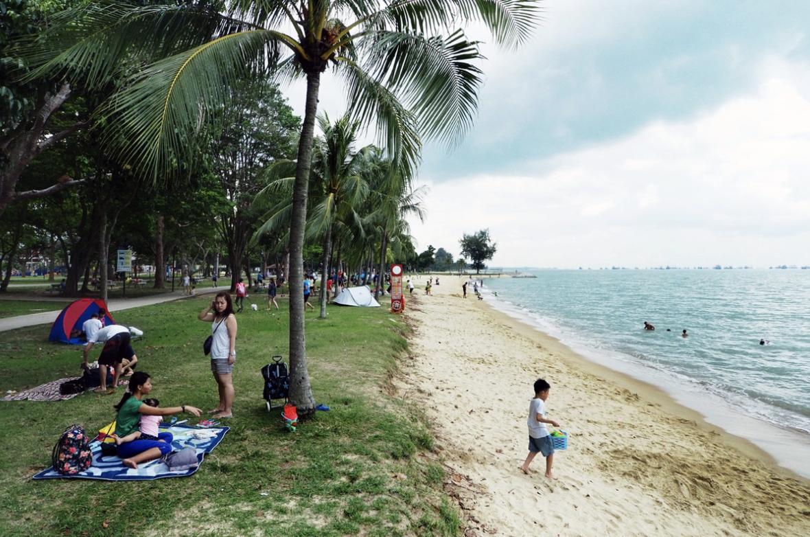 Beach quality level 2