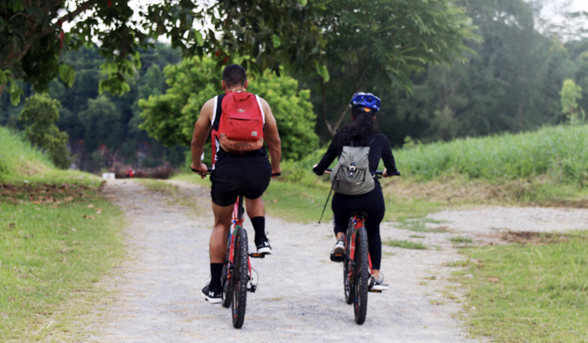 Ubin cycling