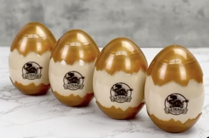 JDL dragon eggs