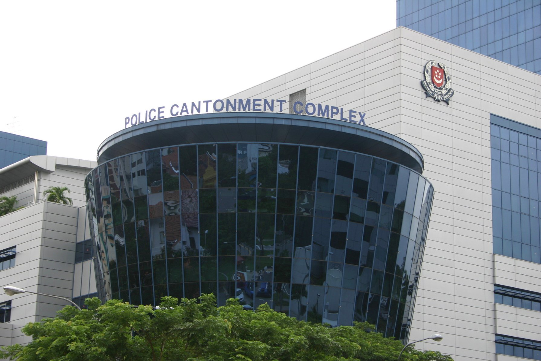 Police cantonment complex 2