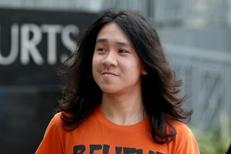 Amos Yee's Grandpa