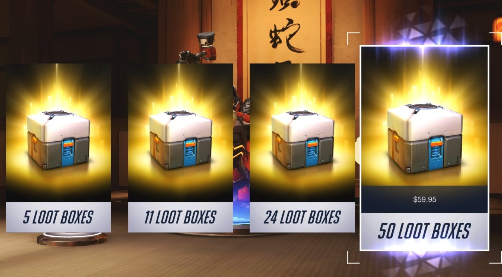 students Loot boxes