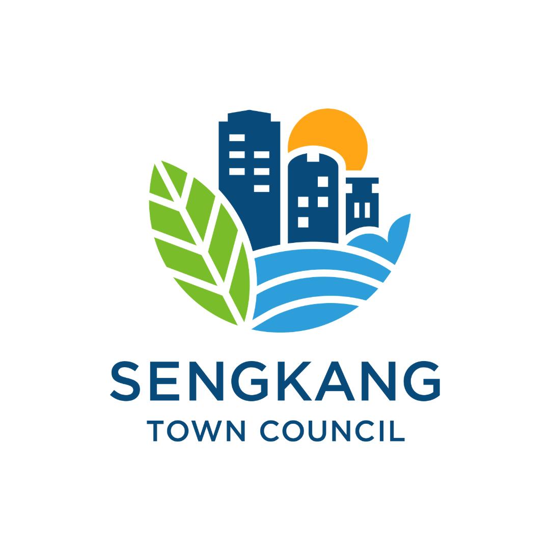 sengkang town council logo