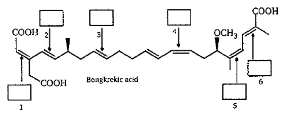 bongkrekic acid