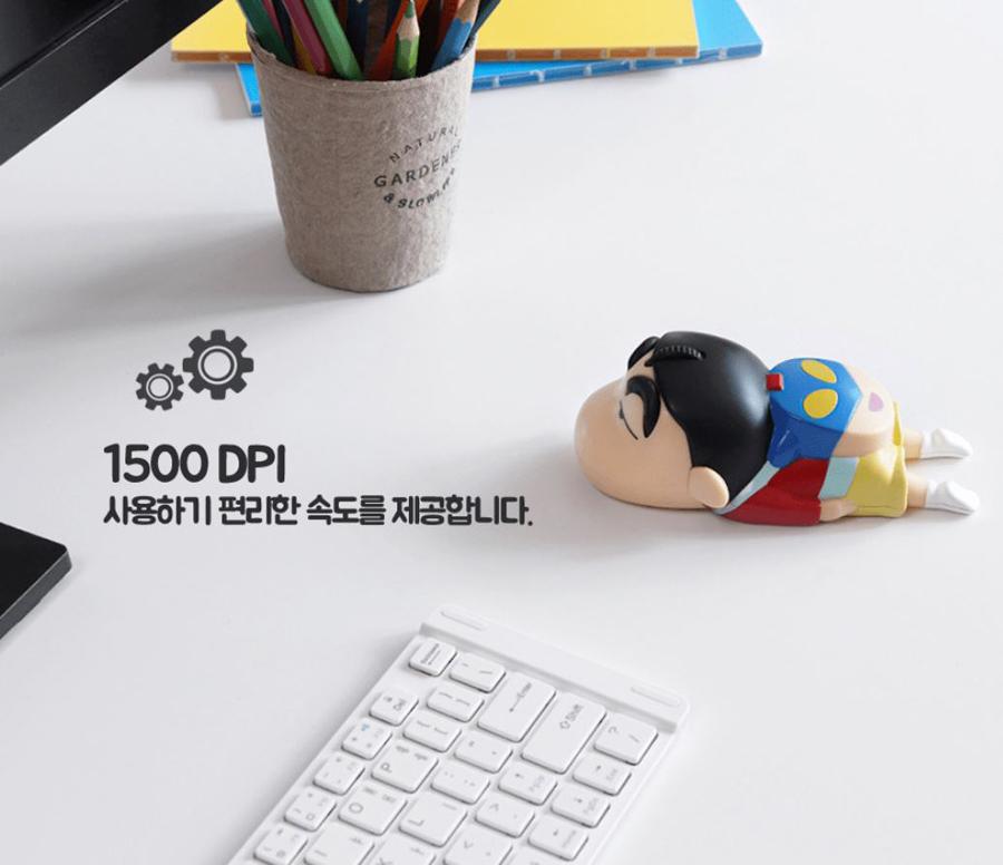 Crayon Shin-Chan Wireless Mouse 4