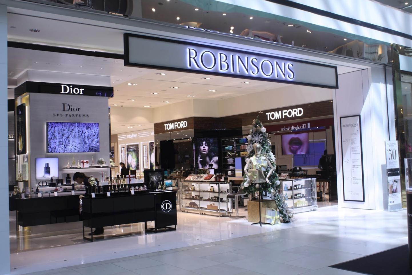 Robinsons Sale