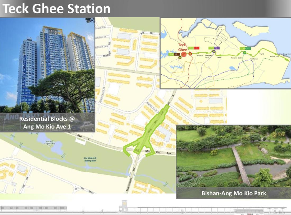Teck Ghee MRT
