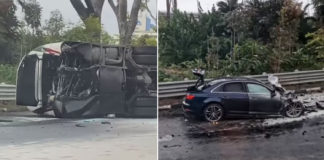 jurong island accident