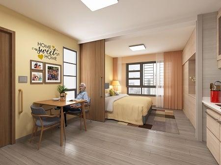 HDB elderly
