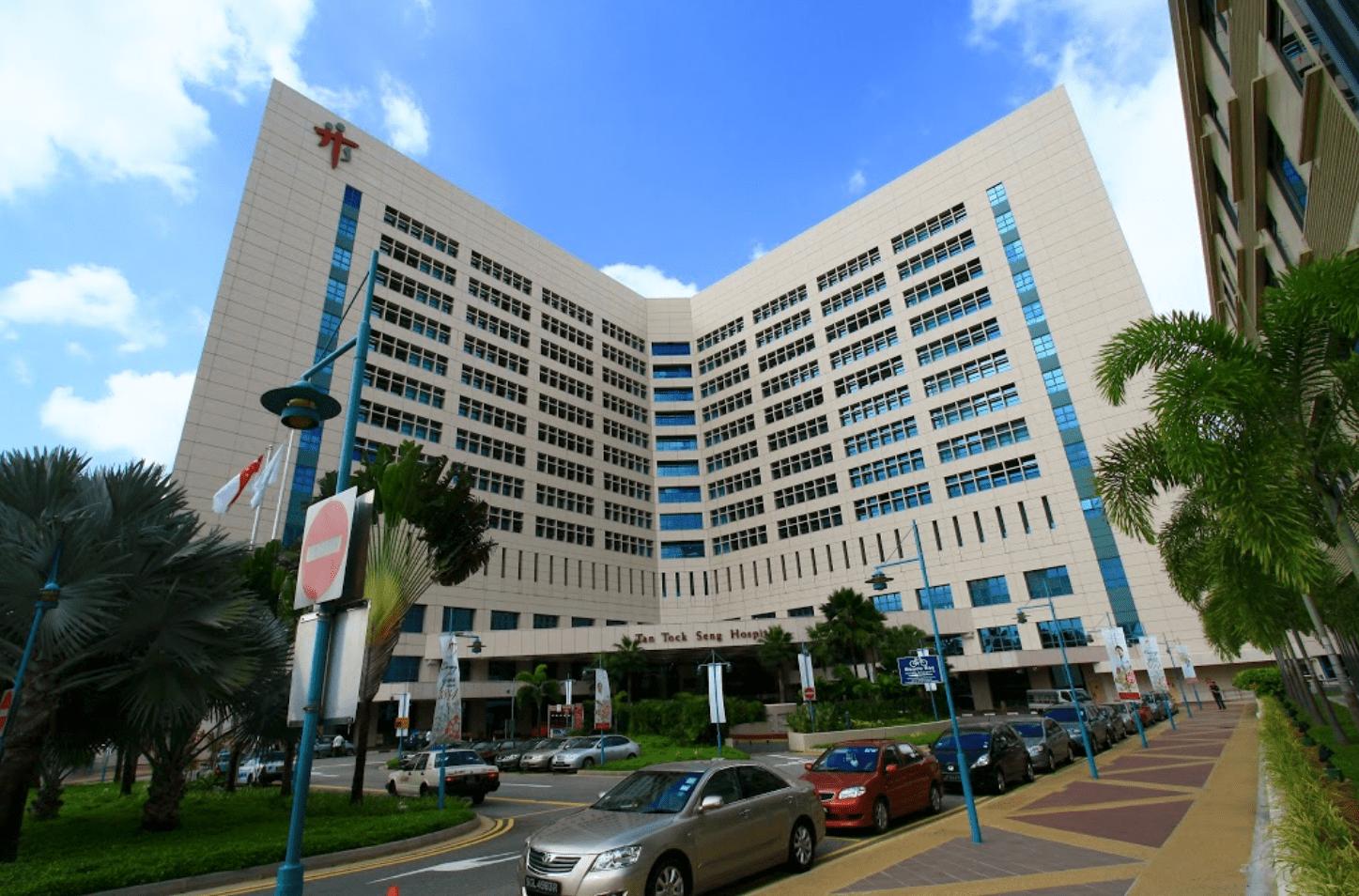Tan Tock Seng Ex-Staff